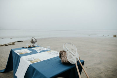 table extre plage